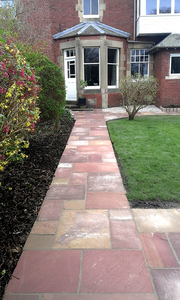 Edinburgh paving and patio specialists