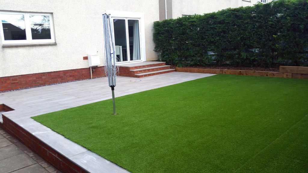 Patio and paving in the Lothians and Fife